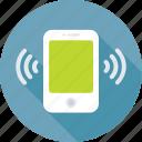 mobile, mobile signals, network, signals, volume
