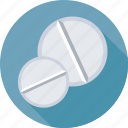 capsule, drugs, medication, medicine, pills icon