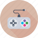 controller, game, gamestick, joystick, play icon