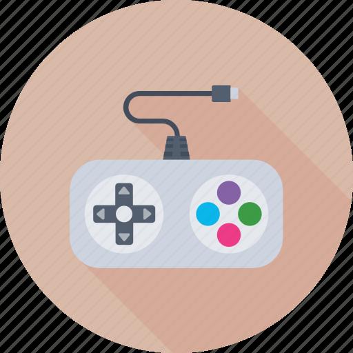 controller, game, gamestick, joystick, play icon
