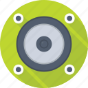 boombox, loudspeakers, speaker, subwoofer, woofer icon