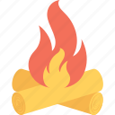 danger, fire, fire warning, flame, flammable icon