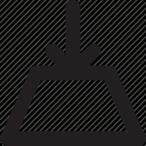 arrow, down, download, download arrow, download tray icon