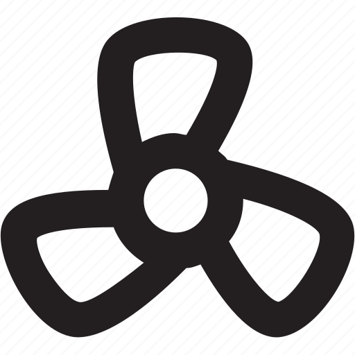 cpu fan, fan, hardware, toxic, toxic fan icon