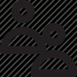 avatar, man, person, traffic, users icon
