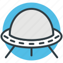 alien spaceship, flying saucer, spacecraft, spaceship, ufo icon