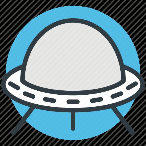 alien spaceship, flying saucer, spacecraft, spaceship, ufo icon