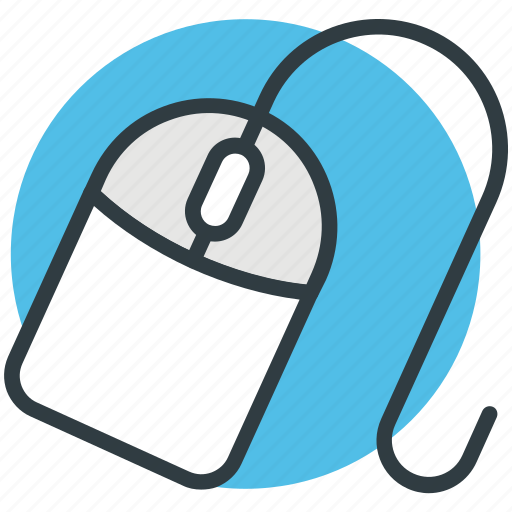click, computer hardware, computer mouse, cursor, input device icon