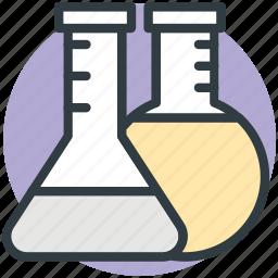 blood test, culture tubes, lab accessories, lab glassware, test tubes icon