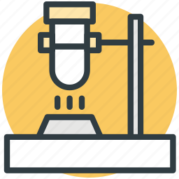 lab experiment, lab testing, laboratory test, research, science lab icon