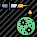 bacteria, epidemiology, germ, pathogen, virus