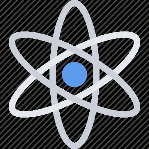 atom, molecule, physics, science icon