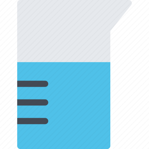beaker, chemical, lab, laboratory, science icon