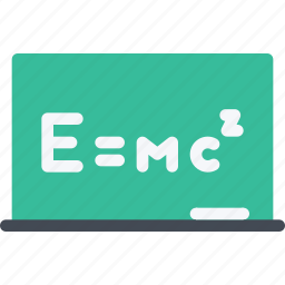 board, formul, formula, physics, school, science icon