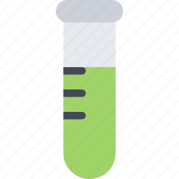 chemistry, lab, science, test tube icon