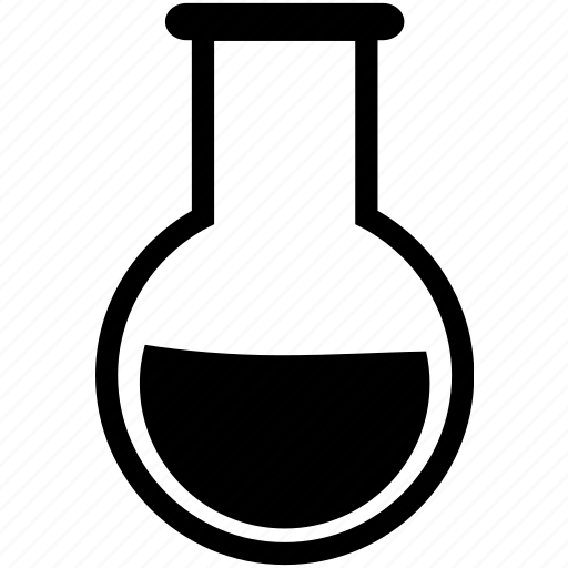 chemical, chemistry, drip, flask, laboratory, research icon
