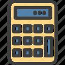 accounting, calculate, calculator, math