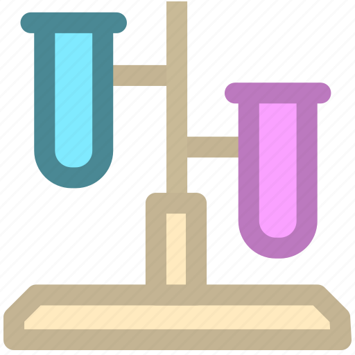 chemical, experimental, physical, platform, reagents, scientific, technological icon