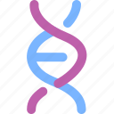 cell, chemistry, dna, physics, science, technology icon