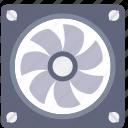 ventilator, exhaust, airflow, fan