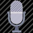 microphone, sound, voice, mic