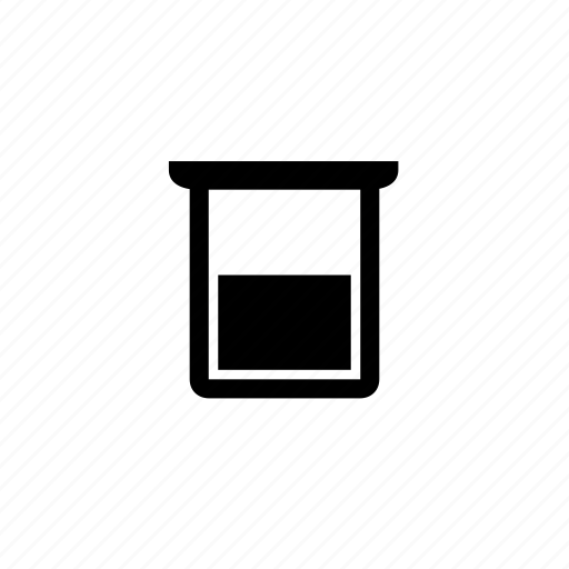 beaker, experiment, flask, laboratory, science icon