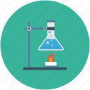 flask, laboratory, experiment, lab test