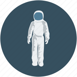astronaut, cosmonaut, spaceman, spaceship icon