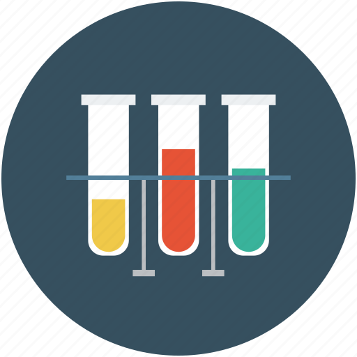 Test tubes icon - Download on Iconfinder on Iconfinder
