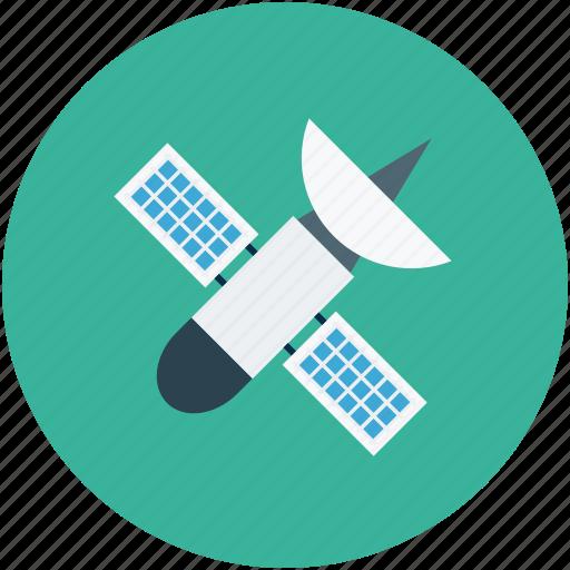 dish, satellite, space antenna, space communication antenna icon