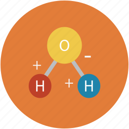 chemistry, formula, research, science icon