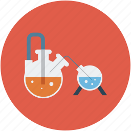 experiment, lab test, laboratory, science lab icon