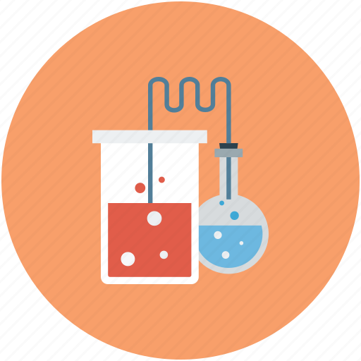 experiment, lab test, laboratory test, science icon