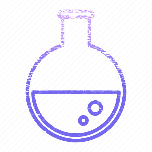 flasks, lab, laboratory, research, science, scientific, tube icon
