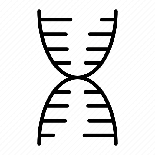 biology, dna, genetics, helix, science, structure icon