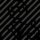 avatar, doctor, laboratory, scientist icon