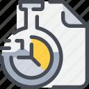 chemistry, document, file, flasks, laboratory, science, study