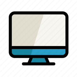 computer, digital, pc, screen, setting icon