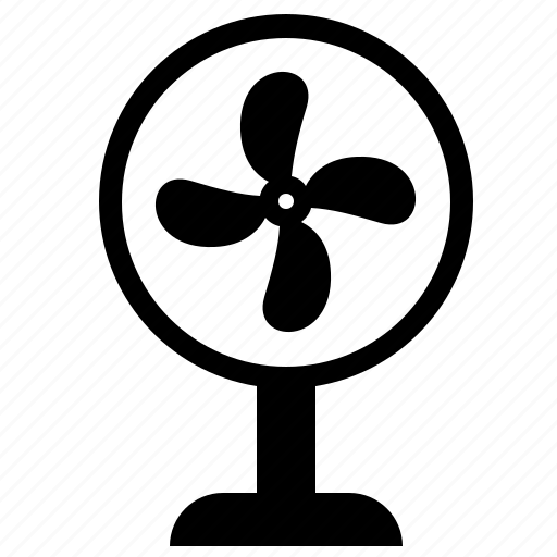 cooler, fan, propeller, ventilator icon