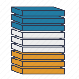 agile, backlog, management, planning, project backlog, scrum icon