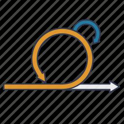 design, plan, project, scrum, scrum methodology, workflow icon