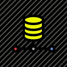 agile, data, database, developer, engineer, pipeline, scrum icon