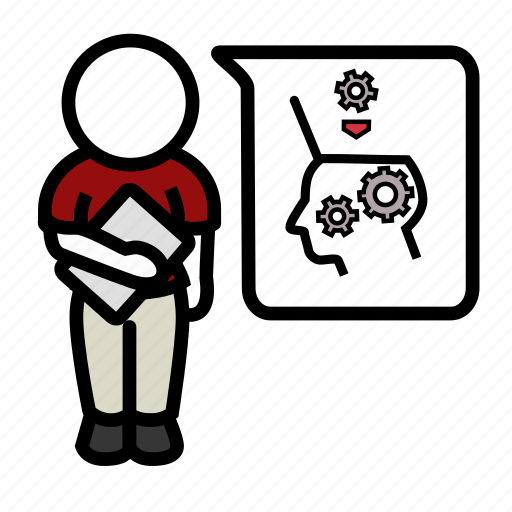 agile, artificial, intelligence, machine, machine learning, robot, scrum icon