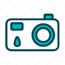 dive, diving, ocean, scuba, snorkel, snorkeling, underwater icon