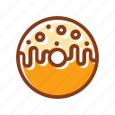 bakery, bread, cake, cookies, cupcake, dessert, pastry icon