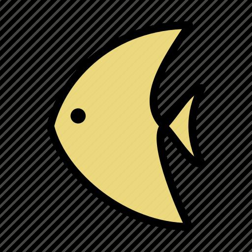 animal, fish, sea, seafood icon