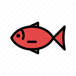 animal, fish, sea, seafood icon