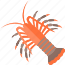 animal, crab, food, sea icon