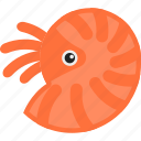 food, ocean, sea, shrimp icon