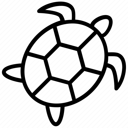 Amphibian, sea turtle, testudines, tortoise, turtle icon - Download on Iconfinder